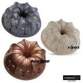 Thermoad Alüminyum Döküm Granit Kek Kalıbı...