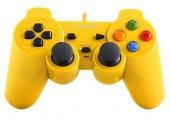 Rampage Sg R602 Ps3 Pc Sarı Usb 1.8m Joypad