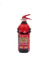 Dalgıç 1 Kg Abc Kuru Kimyevi Tozlu Yangın Söndürme Tüpü Tseli