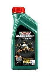 Castrol Magnatec Stop Start 5w 30 A5 Benzin Dizel Motor Yağı 1lt