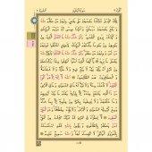 Çanta Boy Kuran-ı Kerim (Yeşil Renk, Kılıflı, Mühürlü)-3