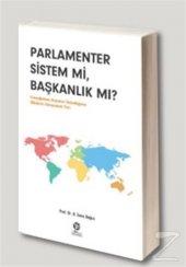 Parlamenter Sistem Mi Başkanlık Mı H. Emre...