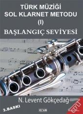 Türk Müziği Sol Klarnet Metodu (1) Başlangıç