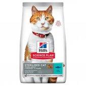 Hills Sterilised Ton Balıklı Kısır Yetişkin Kedi Maması 10 Kg