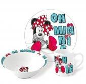Nishev Porselen 3lü Disney Mama Seti Mıckey...