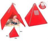 çocuk Oyun Çadırı Hava Alabilen Özel Kumaş 100x100x12