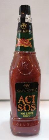 Kemal Kükrer Acı Sos Hot Sauce 150 Ml