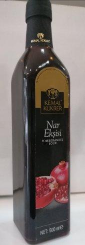 Kemal Kükrer Nar Ekşisi Cam Şişe 500 ml-3