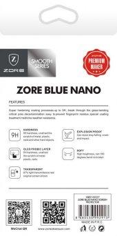 Huawei T5 10 inc Zore Blue Nano Screen Protector EKRAN KORUYUCU CAM-2