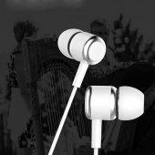 Lapas E1 3.5mm Kulaklık ÜNİVERSAL KULAKLIK MİKROFONLU KULAKLIK