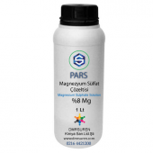 Magnezyum Sülfat Çözeltici 8 Lik