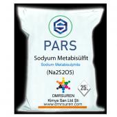 Sodyum Metabisülfit Toz E223 Na2s2o5 Chem Pure 99 25 Kg