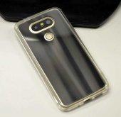 LG G5 Kılıf Zore 4D Silikon