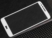 LG Stylus 3 Zore Ekranı Tam Kaplayan Düz Cam Koruyucu-3