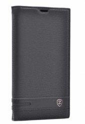 Nokia Lumia 540 Kılıf Zore Elite Kapaklı Kılıf-4