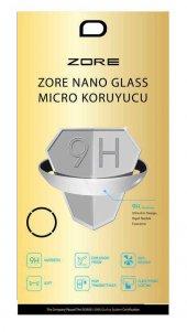 One Plus 5 Zore Nano Micro Temperli Ekran Koruyucu