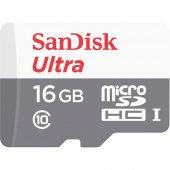 Sandisk Ultra 16 GB 80 MB/S Micro SD Hafıza Kartı-2