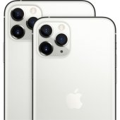 Apple iPhone 11 Pro Max 64GB Gümüş (Apple Türkiye Garantili)-3