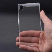 Sony Xperia Z5 Kılıf Zore Clear Cover-4