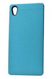 Sony Xperia Z5 Kılıf Zore Youyou Silikon Kapak