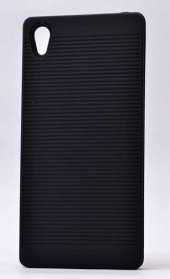 Sony Xperia Z5 Kılıf Zore Youyou Silikon Kapak-4