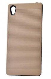 Sony Xperia Z5 Kılıf Zore Youyou Silikon Kapak-5