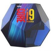 ıntel İ9 9900k 3.6 Ghz 5.0 Ghz 16m 1151p Fansız