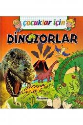 çocuklar İçin Dinozorlar Teleskop Popüler Bilim...