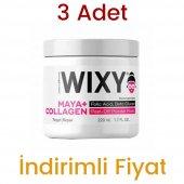 3 Adet Wixy Collagen Maskesi 3 X 220 Ml
