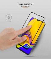 Xiaomi Mi 9 Zore Kenarları Kırılmaya Dayanıklı Cam Ekran Koruyucu-4