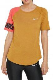 Nike Miler Running Top Av8177 790 Bayan Tişört