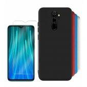Xiaomi Redmi NOTE 8 PRO SİLİKON KILIF (RENK SEÇENEKLİ)