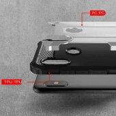 Xiaomi Redmi Note 6 Pro Kılıf Zore Crash Silikon-2
