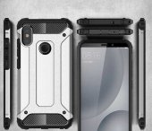 Xiaomi Redmi Note 6 Pro Kılıf Zore Crash Silikon-3