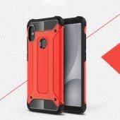 Xiaomi Redmi Note 6 Pro Kılıf Zore Crash Silikon-7