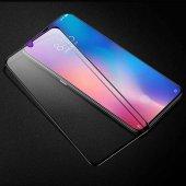 Xiaomi Redmi Note 7 Zore Kenarları Kırılmaya Dayanıklı Cam Ekran Koruyucu