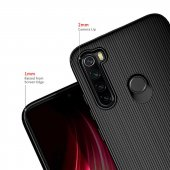 Xiaomi Redmi Note 8 Kılıf Zore Tio Silikon-6