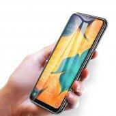 Xiaomi Redmi Note 8 Zore Kenarları Kırılmaya Dayanıklı Cam Ekran Koruyucu