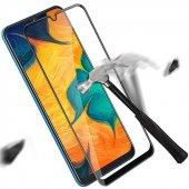 Xiaomi Redmi Note 8 Zore Kenarları Kırılmaya Dayanıklı Cam Ekran Koruyucu-3