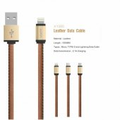 Xipin X1385 Cable Micro SAMSUNG HUAWEİ XİAOMİ OPPO ŞARJ DATA KABLOSU-5