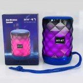 Zore HY-47 Bluetooth Speaker KABLOSUZ HOPARLÖR-5
