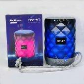 Zore HY-47 Bluetooth Speaker KABLOSUZ HOPARLÖR-6