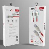 Zore ZR-LS411 Micro Usb Kablo SAMSUNG HUAWEİ XİAOMİ OPPO ŞARJ DATA KABLOSU