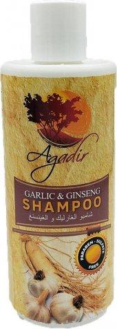 AGADİR Sarımsak & Ginseng Şampuanı 300 ML