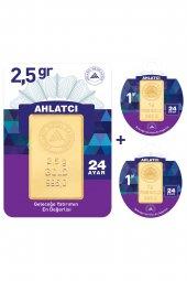 Gram Altın 24 Ayar 4.5 Gram Külçe Altın