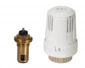 Eca Termostatik Kompakt Radyatür Valfi Ve...