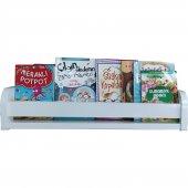 çocuk Odası Eğitici Montessori Kitaplık Raf Bebek Odası Kitaplığı