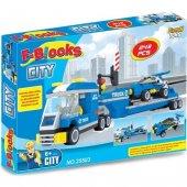 Furkan Toys F Blocks City Seri 248 Pcs