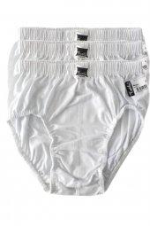Tutku İç Giyim Erkek Çocuk Slip Külot 3 Lü Paket İç Çamaşırı