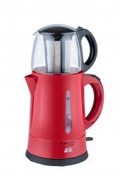 Awox Teaplus Cam Demlikli Çay Makinesi